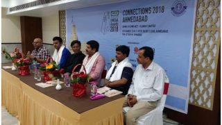 IIMCAA GUJARAT CHAPTER CELEBRATES CONNECTIONS 2018 IN AHMEDABAD | गुजरात में IIMC का कनेक्शन्स 2018, अहमदाबाद में मना जश्न