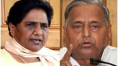 Mulayam Singh Yadav, Mayawati to Share Dias For First Time After 25 Years
