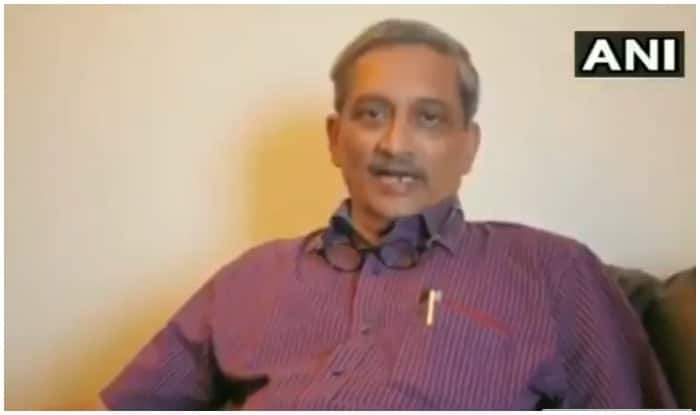 Goa CM Manohar Parrirkar to Undergo Treatment in USA