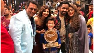 Super Dancer Chapter 2 Winner: Bishal Sharma Walks Away With The Trophy - See Pics