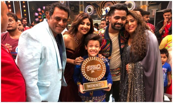 Bishal Sharma Wins Super Dancer Chapter 2 - View Pics