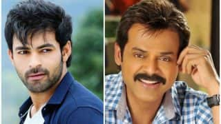 Varun Tej, Venkatesh Come Together For Anil Ravipudi's Directorial Titled F2, Shoot To Begin In July