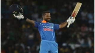 Nidahas Trophy T20I Tri-Series: Shikhar Dhawan Hits Fifty as India Beat Bangladesh by Six Wickets