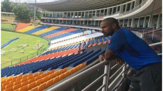 फाइनल से पहले बदली टीम इंडिया के 'गब्बर' की 'चाल' और 'ढाल', वीडियो देखकर बांग्लादेश बेहाल
