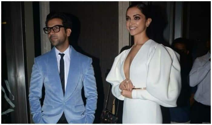 Deepika Padukone And Rajkummar Rao To Star In A Film Together?