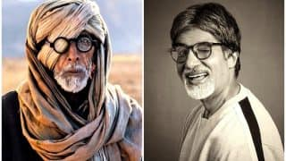 Here's The Truth About Amitabh Bachchan's Viral Pic From Thugs Of Hindostan – Read Deets