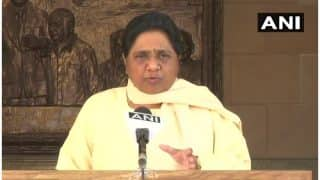 Mayawati Under EC Scanner For 'Don't Vote For Congress' Comment at Deoband Rally