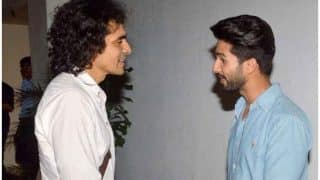 Shahid Kapoor - Imtiaz Ali's Film Put On The Backburner, Here's Why