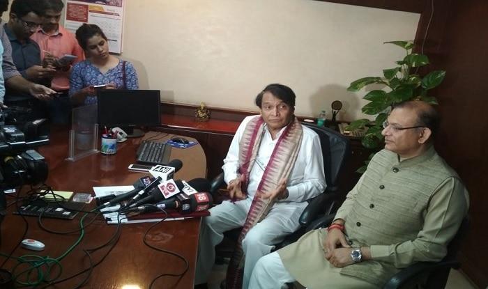 Suresh Prabhu, Civil Aviation Minister (ANI)