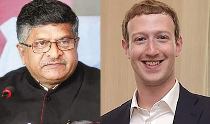 Mark Zuckerberg can be summoned if need arises, says Ravi Shankar Prasad