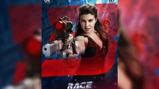 Race 3 Poster: Jacqueline Fernandez Shows Off Her Action Avatar From The Film After Salman Khan