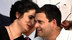 ...जब 'राहुल-प्रियंका गांधी बचा लो हिंदुस्तान' के नारे से गूंजा कांग्रेस महाधिवेशन