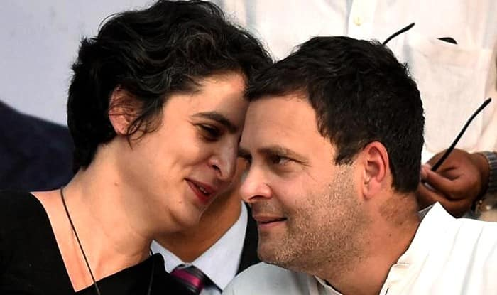 Lok Sabha Elections 2019: Priyanka's Entry Into Politics Not a 10-day Plan, It Was Decided Years Ago, Reveals Rahul Gandhi