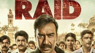 Raid Movie Box Office Collection Day 1: Ajay Devgn - Ileana D'Cruz Film Rakes In Rs 10.04 Crore; Gets Third Highest Opening After Padmaavat, Padman