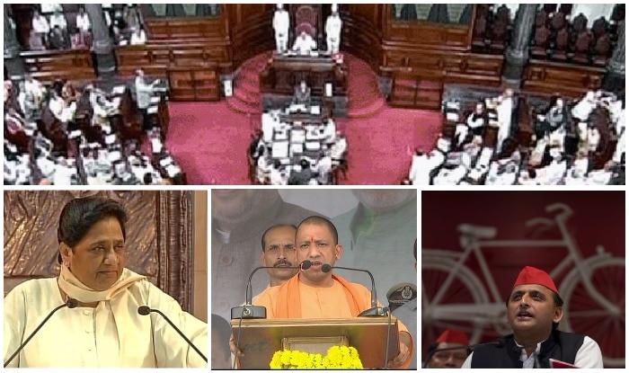 Rajya Sabha Election: SP-BSP friendship did not work, BJP wins 10th seat | राज्यसभा चुनाव: सपा-बसपा की दोस्ती का नहीं दिखा दम, बीजेपी ने किया चित - Rajya sabha election sp bsp