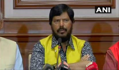 Ramdas Athawale Confident of BJP's Win in 2019 General Elections