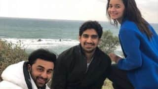 Brahmastra: Alia Bhatt, RanbirKapoor Wrap The First Schedule; Will Return To Mumbai Soon (VIEW PICS)