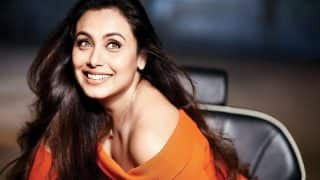 Rani Mukerji: I'm Picking Films That Appeal to my Heart