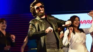 Ranveer Singh To Not Perform At Indian Premiere League 2018 Opening Ceremony After Doctors AdviceAgainst It