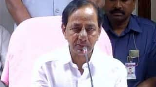 Telangana: 10 Dead as Auto Carrying 14 Passengers Falls Into Well in Nizamabad; CM K Chandrashekar Rao Expresses Grief