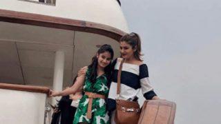 गेटवे ऑफ इंडिया की लहरों के बीच सेलिब्रेट हुई रवीना टंडन की बेटी राशा की बर्थ डे पार्टी