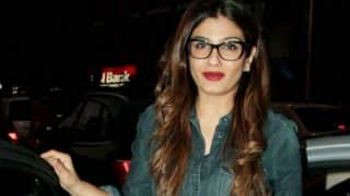 Complaint Filed Against Raveena Tandon For Shooting An Ad In The No Camera Zone Of Sri Lingaraj Temple