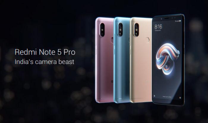 Redmi Note 5 Pro पर 4000 रुपए तक का मिल रहा है डिस्काउंट