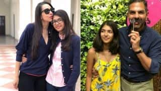 Karisma Kapoor, Ex-Husband Sunjay Kapur Reunite To Ring In Daughter Samaira's 13th Birthday (PICS)