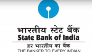 SBI Recruitment 2018:SBI to Recruit Specialist Officers, Apply by April 7