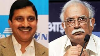 Andhra Pradesh Special Status Row: Two TDP Ministers Ashok Gajapathi Raju,Y S Chawdhary Resign From Union Cabinet After Meeting PM Narendra Modi