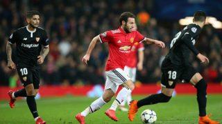 Champions League 2017-18: Sevilla Stun Manchester United, Advance to Quarterfinals
