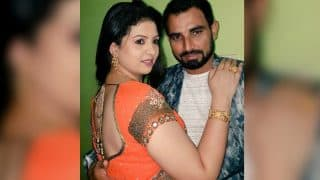 Hasin Jahan Posts Another Screenshot of Mohammad Shami's Messages, Alleges