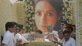 RTI से खुलासा: सीएम फडणवीस के आदेश पर हुआ था श्रीदेवी का राजकीय सम्मान के साथ अंतिम संस्कार