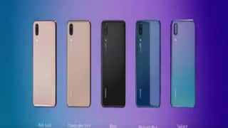 चीन की कंपनी हुआवेई ने लॉन्च किए दो नए स्मार्टफोन