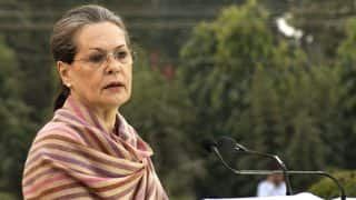 Sonia Gandhi Rushed From Shimla to Delhi Via Chandigarh Following Complaint of Breathlessness