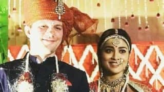Shriya Saran - Andrei Koscheev Wedding: Inside Pics And Videos Of The Ceremony Out
