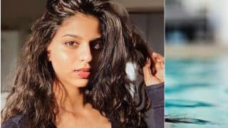 Suhana Khan Chilling In The Pool To Beat The Heat Is Giving Us Summer Goals (VIEW PICS)