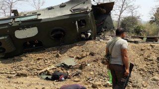 Sukma Naxal Attack: Names of 9 CRPF Personnel Martyred in IED Blast in Chhattisgarh
