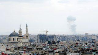 पुतिन सुनिश्चित करें कि सीरिया संघर्षविराम समझौते का शिद्दत से पालन हो : मैक्रों