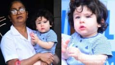 Taimur Ali Khan's Expressions After School Will Instantly Take You Back To Your Own Childhood – See Pics
