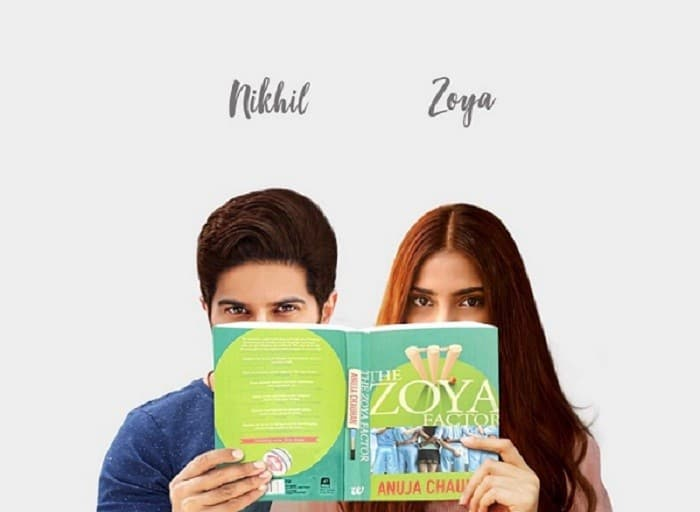 The Zoya Factor Movie First Poster out; Dulquer Salmaan, Sonam Kapoor