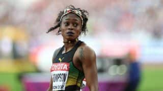 Jamaican Athlete Elaine Thompson Begin Training For Commonwealth Games 2018