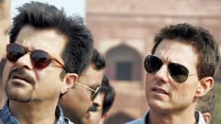 Anil Kapoor Has A Mini Reunion With His Mission Impossible - Ghost Protocol Co-star, Tom Cruise In Abu Dhabi - Read Details