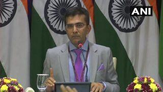 हाफिज सईद के ''जेब खर्च'' के लिए सुरक्षा परिषद् से गुहार लगाना पाकिस्तान की नियति दिखाती हैः भारत