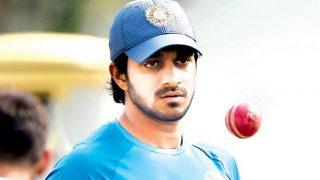 Vijay Shankar Ruled Out of Quadrangular A Series