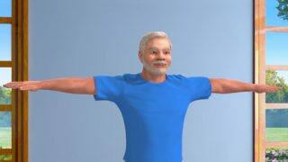 Narendra Modi in His New Animated Avatar is Your New Yoga Teacher Online: Watch Video