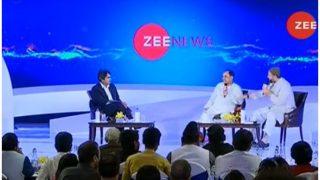 Zee India Conclave LIVE: भाजपा अध्यक्ष अमित शाह दे रहे हैं सवालों के जवाब