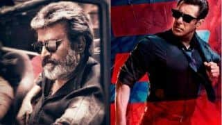 It's Rajinikanth Vs Salman Khan This Eid As Kaala To Now Clash With Race 3 At The Box Office