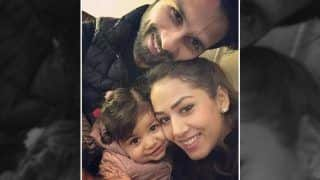 Mira Rajput's Recent Post Featuring Shahid Kapoor And Daughter Misha Kapoor Will Melt Your Heart – View Post