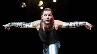 Jeff Hardy Confirms His Clearance To Wrestle In WWE Hall Of Fame